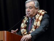 UN chief hails Pacific's 'moral authority' on climate