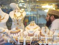 Gold price jumped by 600, traded at Rs71, 700 per tola
