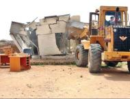 CDA anti-encroachment operation accelerated
