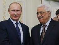 Kremlin Says Discusses Possibility of Putin's Meeting With Abbas  ..