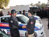 Patrolling Police constitutes vigilance team in Faisalabad
