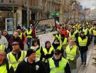 France: Yellow Vest protests complete 6 months