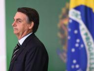 Going down: Brazil economic woes hit stocks, currency