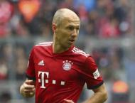 Fairytale farewell for Robben and Ribery as Bayern win Bundesliga ..