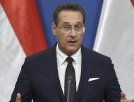 Far-right ministers ready to quit Austria government: party