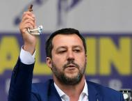 Italy's Salvini fumes as ruling partner slows anti-migrant bill