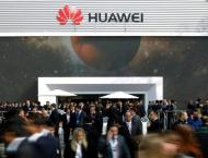 Asian markets mostly up but Huawei, trade war loom large