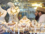 Gold price jumped by 600, traded at Rs72, 100 per tola