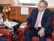 FPCCI delegation calls PM adviser on Commerce
