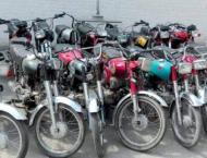 Anti Vehicle Lifting Staff recover 10 cars, 14 motorcycles in Lah ..