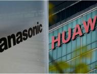 Japan's Panasonic Suspends Transactions With China's Huawei - Rep ..