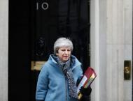 Contenders jockeying to replace British Prime Minister Theresa Ma ..