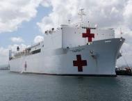 US Navy Hospital Ship to Visit 11 Countries in Response to Venezu ..