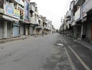 Shutdown affects normal life in occupied Kashmir