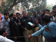 Man kills wife over family issue in Sargodha