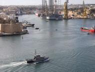 Maltese navy rescues more migrants