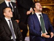 Rocky road ahead as Italy's populists mark one year