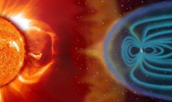 Solar Activity Causes Powerful Magnetic Storm Unseen in Some 2 Ye ..