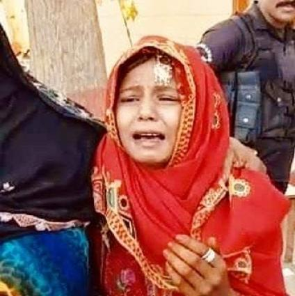 Child Marriage: Police save 10-year-old bride in Sukkur