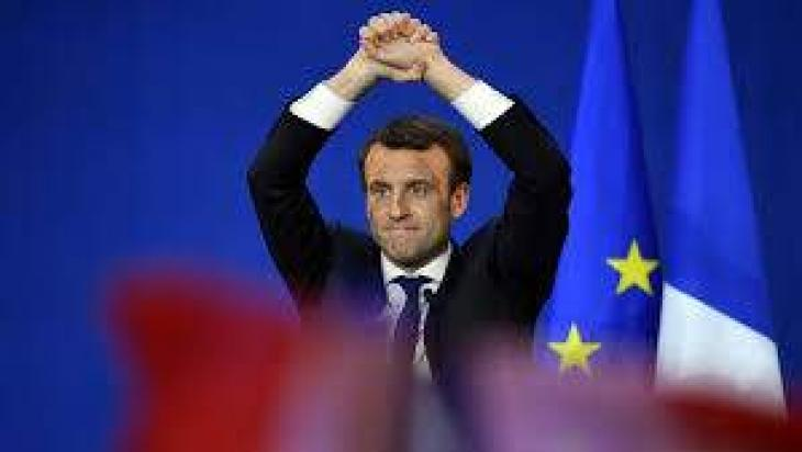 Marine Le Pen Calls on Macron to Resign in Case of European Parliament Election Defeat
