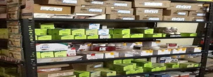Management of local clinic/medical store booked in Faisalabad