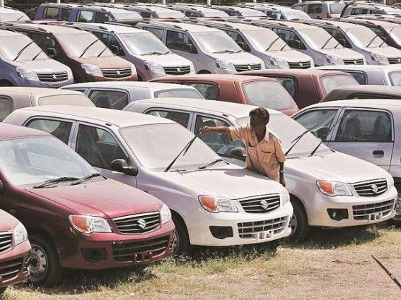 India's April auto sales slows down for 5th consecutive month