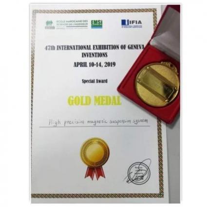 Gree Wins 6 International Awards In Geneva