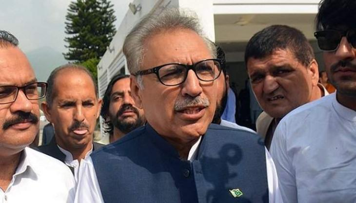 All measures being taken to promote business friendly environment in Pakistan: President