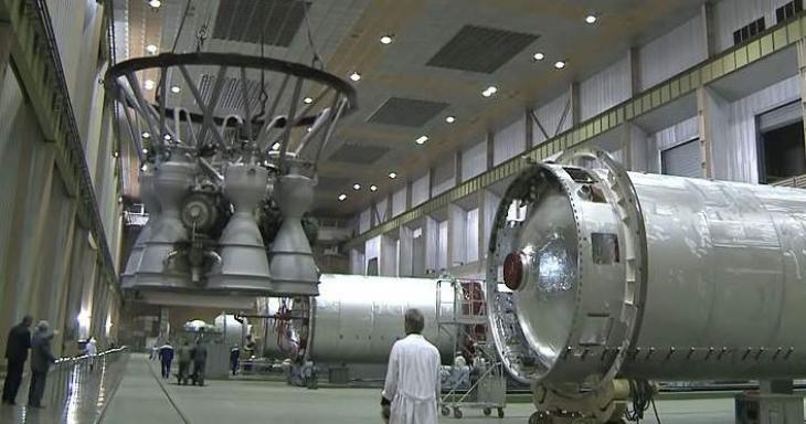 Russia Resumes Production of RD-120 Rocket Engines - Energomash Company