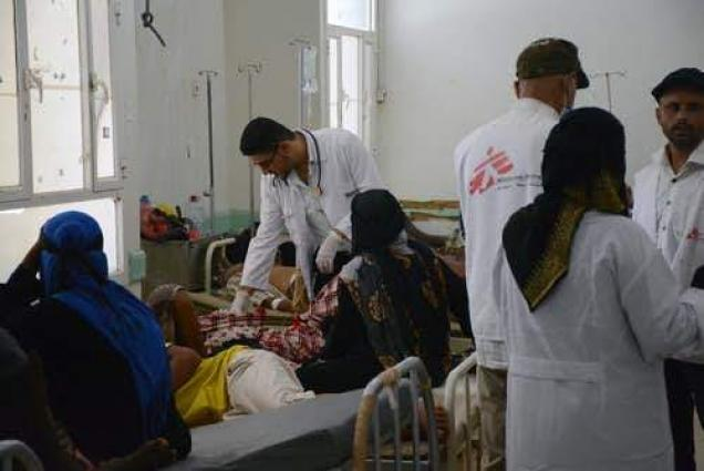 MSF Regrets Increasing Use of Humanitarian Aid As Political Tool