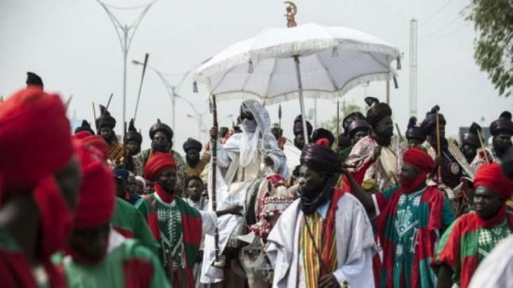 New Nigeria versus old as governor cuts emir's power