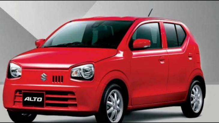 Mark your calendars! Suzuki 660cc Alto will be launched in June