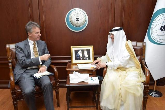 OIC Secretary General Receives UK Special Envoy For The ...