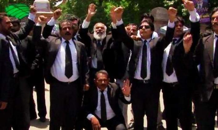 Legal fraternity observes strike against conviction of lawyer