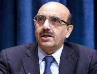 AJK President Masood Khan presents 9-point formula in meeting of  ..