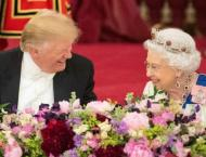 Trump turns to trade talks on UK state visit