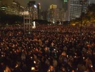 Mainlanders defy authorities to attend Hong Kong Tiananmen vigil ..