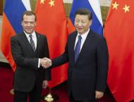 Medvedev, Xi to Discuss Trade, Economic Cooperation in Moscow Jun ..