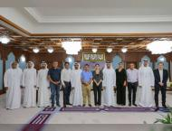 Abu Dhabi Municipality discusses cooperation with Colombian deleg ..