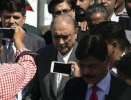 Production orders of Asif Zardari to be issued after legal consul ..