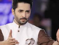 Danish Taimoor tops the most popular male TV actor category, cit ..