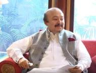 Sibtain Khan resigns from Forest Ministry following arrest