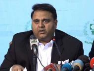 Fawad Chaudhry responds after being called out for slapping Sami  ..