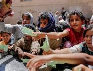 WFP threatens to cut off food aid to Yemen amid ongoing evidence  ..