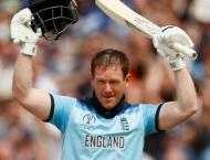 Morgan sets new sixes record as England run riot against Afghanis ..