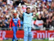 Most sixes by a batsman in an ODI innings