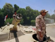 Second Rocket in Day Lands Near Foreign Oil Companies in Iraq - R ..