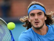 Tsitsipas through, Wawrinka, Cilic and Anderson bow out at Queen' ..