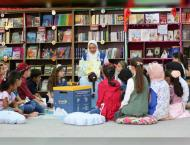 UAEBBY donates books to children in Jordan's Mrajeeb Al Fhood r ..