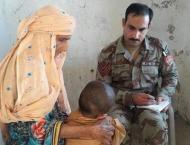 FC set up free medical camp in Dera Bugti